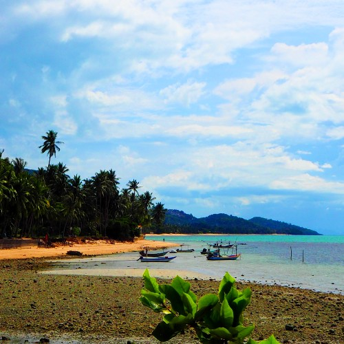 Bangpo Beach